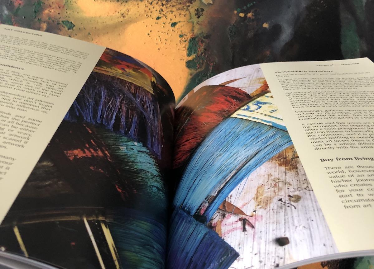 Secrets of Art Magazine Spring 2020