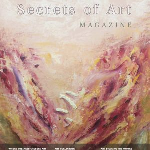 Secrets of Art Magazine cover (Spring 2020)