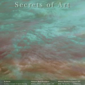 Secrets of Art Magazine cover (Summer 2019)