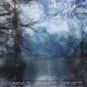 Secrets of Art Magazine cover (Winter 2019)