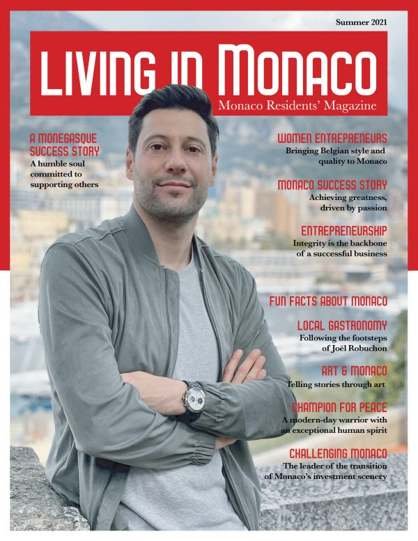Monaco Residents' Magazine Summer 2021